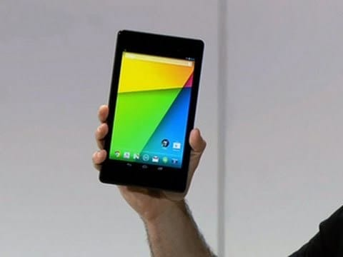 Google Nexus 7 Tablet Reviews
