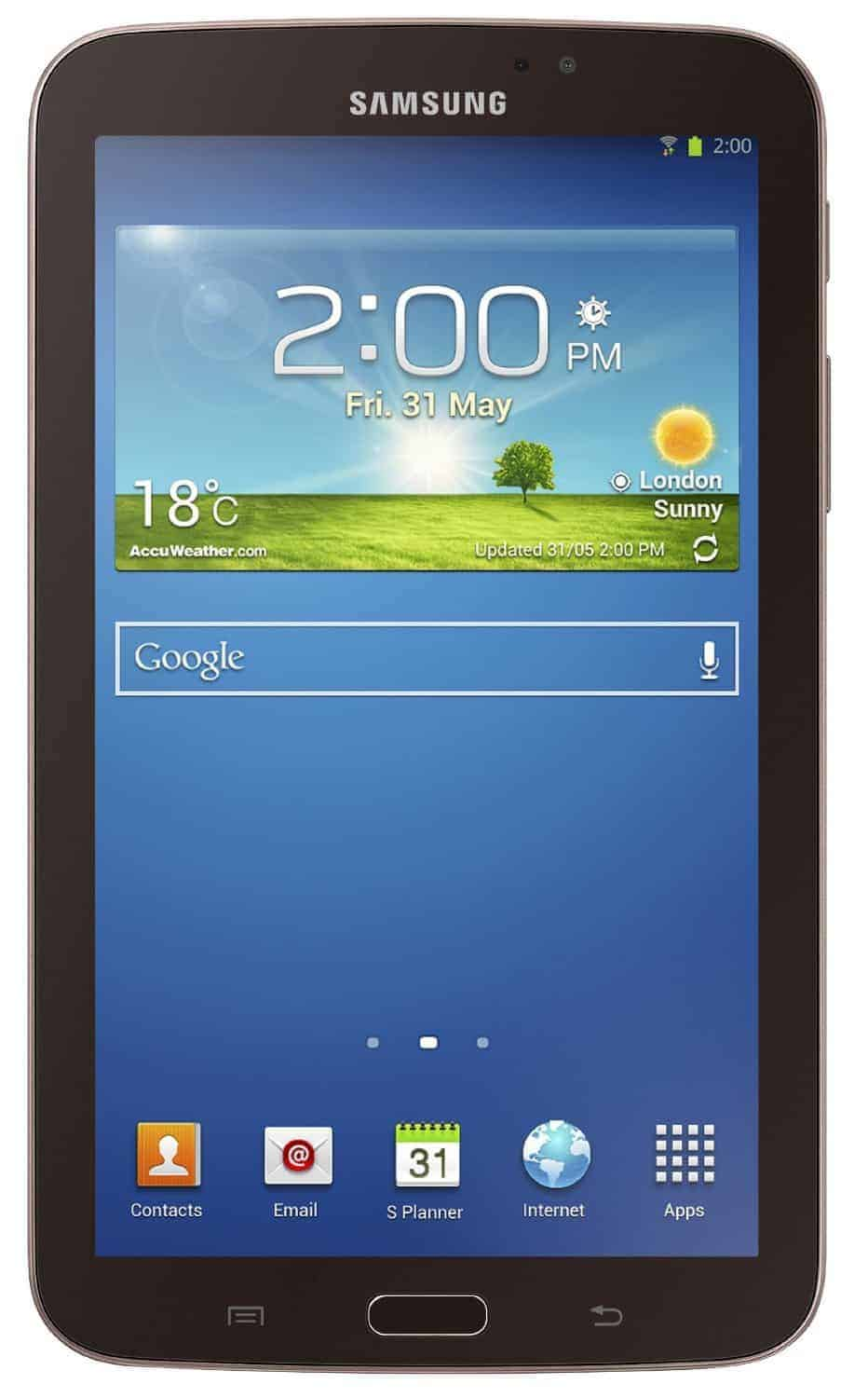 Samsung Galaxy Tab 3 Review