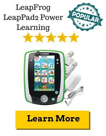 LeapFrog LeapPad2 Power Learning Review