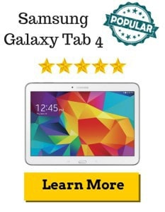 Samsung Galaxy Tab 4 Review