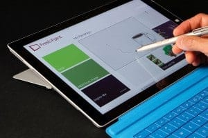 Microsoft Surface Pro 3 tablet pc