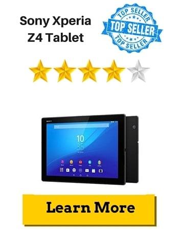 Sony Xperia Z4 Tablet Review