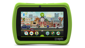 LeapFrog Epic Android-based Kids Tablet Review