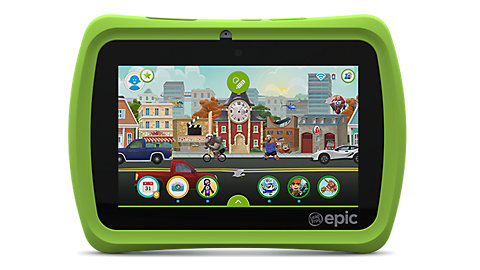 LeapFrog Epic 7″ Android-based Kids Tablet