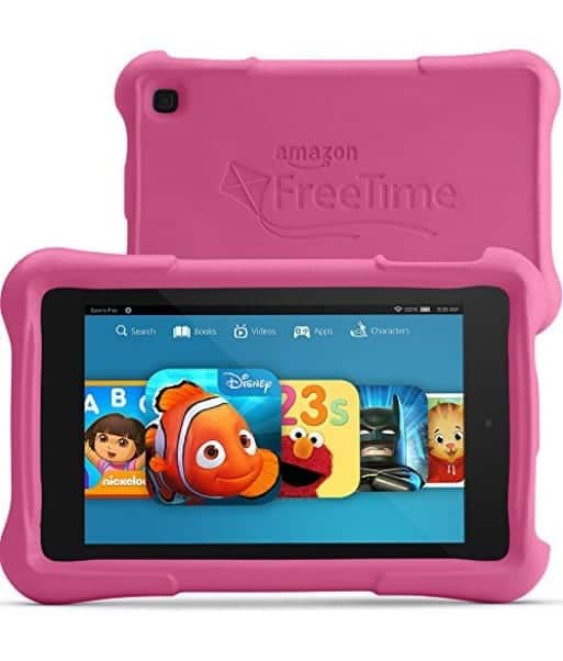 Fire Kids Edition, 7″ Pink Kid-Proof Case