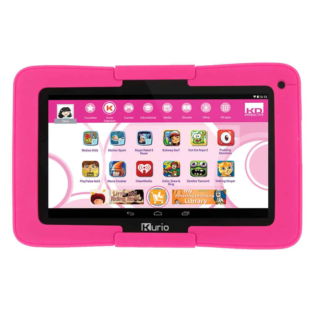 Kurio Xtreme Kids Tablet Review
