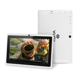 Vuru A33 8GB Quad-Core Touchscreen Android Tablet