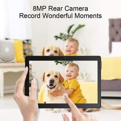 Dragon Touch Max10 Camera