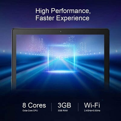 Dragon Touch Max10 Tablet Specs