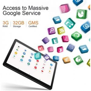 Dragon Touch Max10 Tablet Uses
